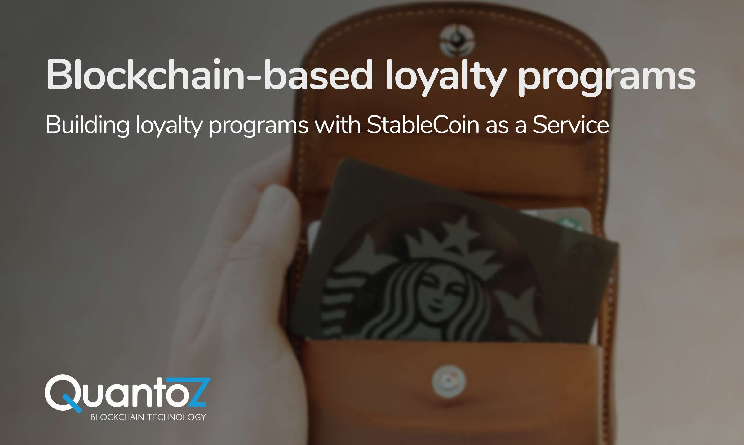 Blockchain-based loyalty programs