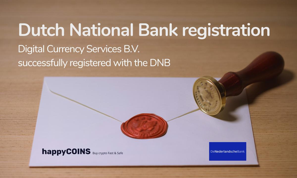 DNB registration