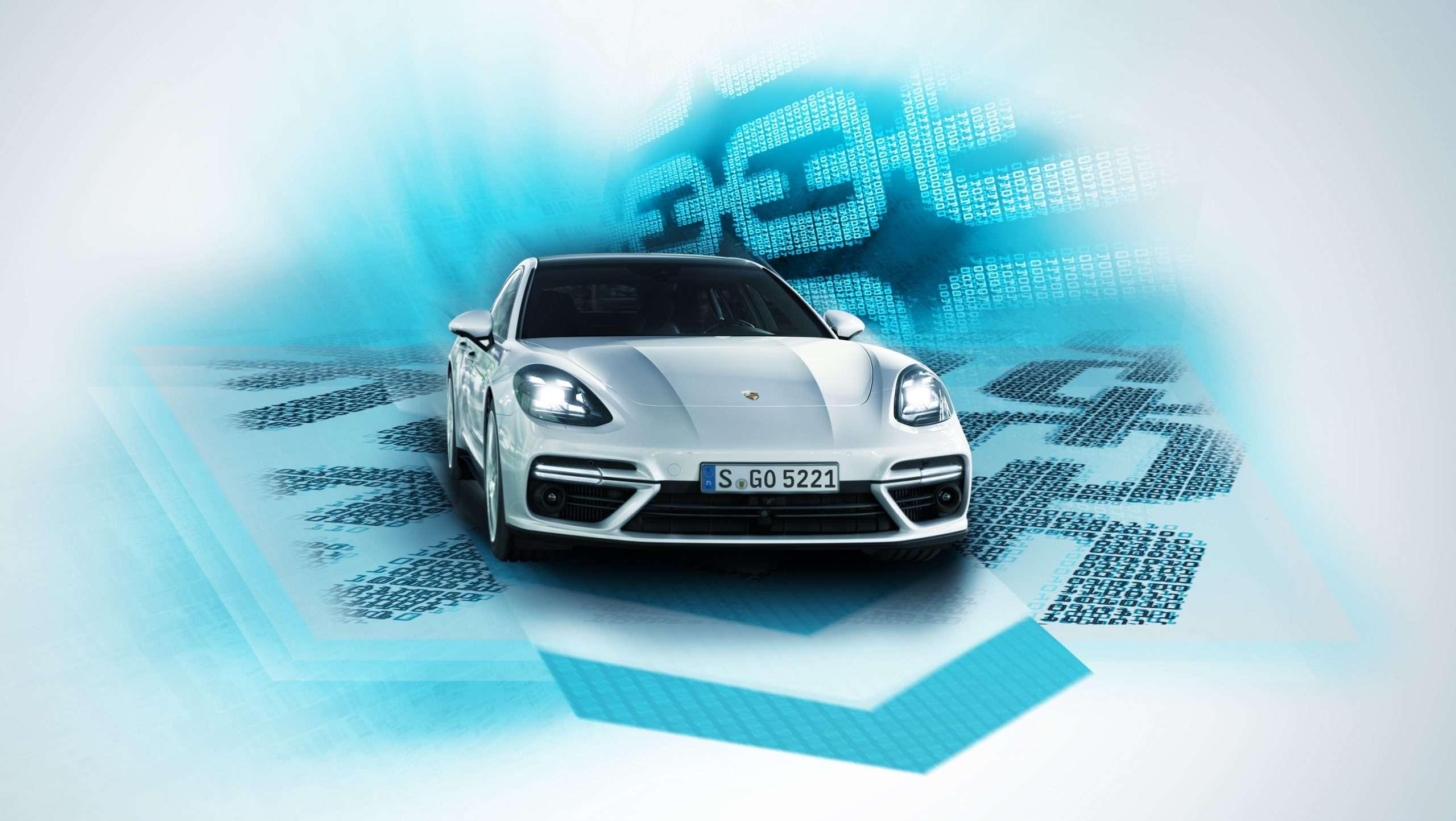 Future of mobility Porsche