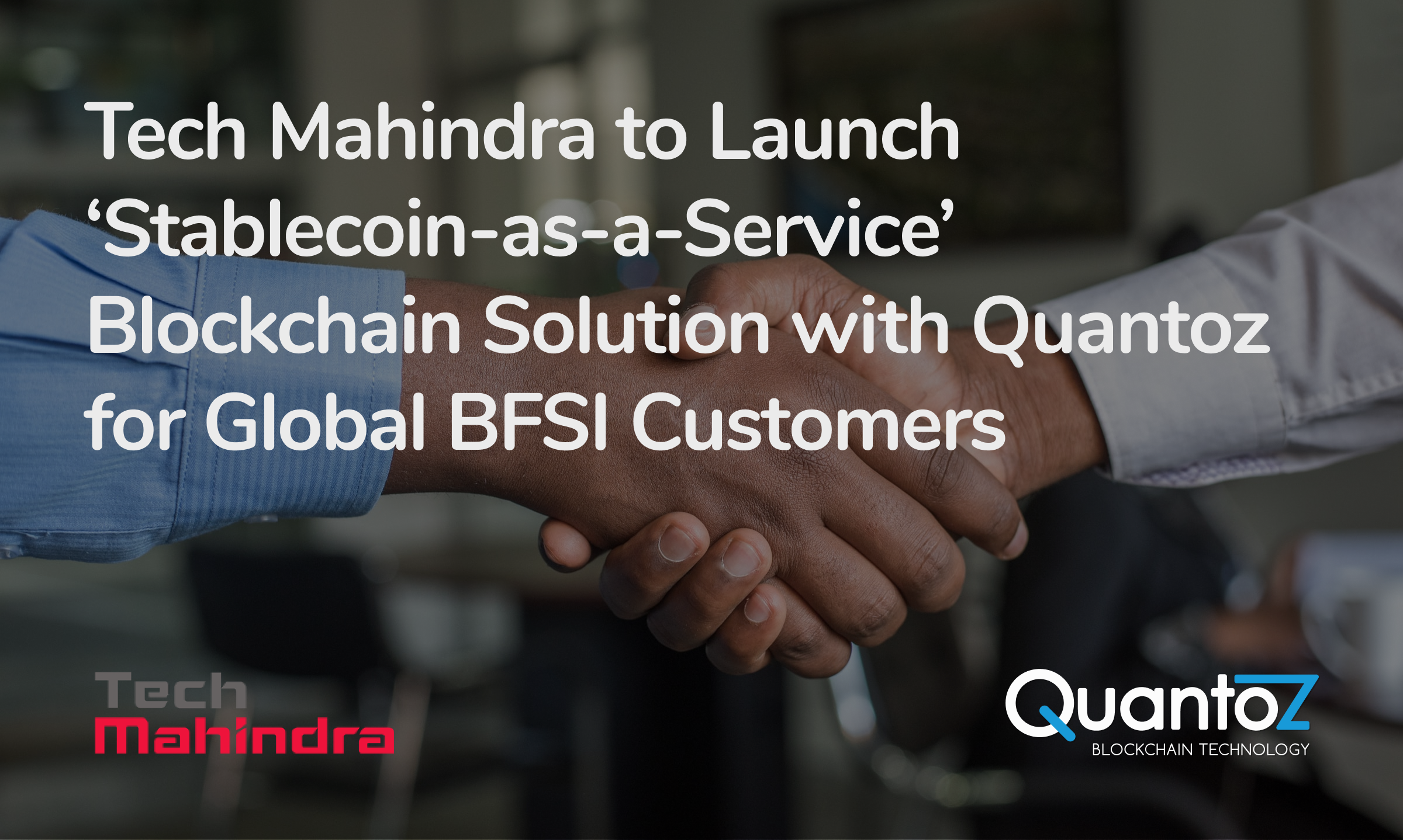 Tech Mahindra stablecoin partnership