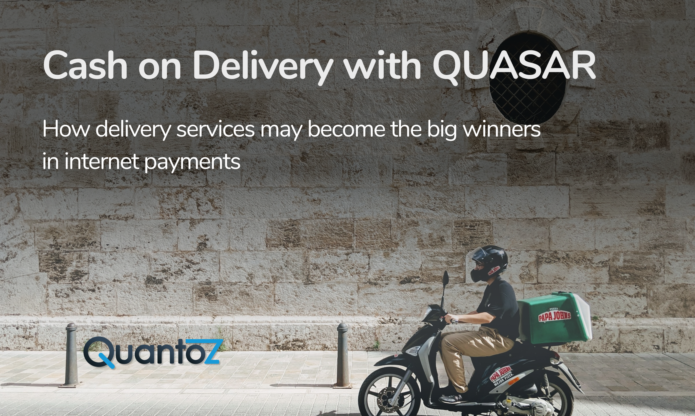 QUASAR Cash on Delivery